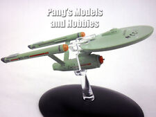 Star Trek USS Enterprise NCC-1701 (Capt. Pike) and Magazine #50 by Eaglemoss