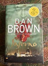Inferno By Dan Brown Hardcopy. NEW! HEAVY!