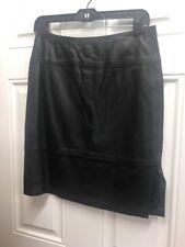 Mardini Size 8 Leather Skirt
