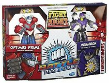 Cybertron Optimus Prime Transformers & Robot Action Figures