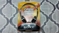 Vintage Electronics SONY WALKMAN Stereo Headphones MDR-101LP NEW IN PACKAGE