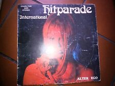 LP INTERNATIONAL HIT PARADE ALTER EGO CHARLTON 2090 ITALY PRESS VG+/EX