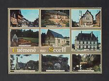 GUEMENE-sur-SCORFF (56) MOULIN à EAU , BUREAU de POSTE , EGLISE , FONTAINE ...