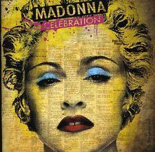 Celebration - 2 DISC SET - Madonna (2009, CD NUEVO)