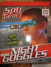 Spy Gear Spy Night Goggles AND Spy Gear Night Scope