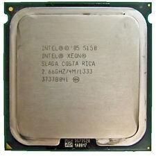 Intel Xeon 5150 Dual Core 2.66GHz 4M Cache 1333MHz FSB SLAGA