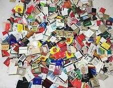 900+ Antique Vintage 50s-80s MATCHBOOK COLLECTION Matches Pin Up International