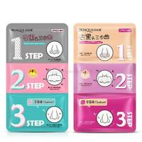 Blackhead Remover 3Step Kits Pig-nose Clean Face Mask Beauty Cosmetics Skin Care