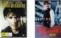 Eddie and the Cruisers 1 & 2 DVD New and Sealed Plays Worldwide NTSC Region 0