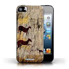 Étuis, housses et coques marron Apple iPhone SE pour téléphone mobile et assistant personnel (PDA)