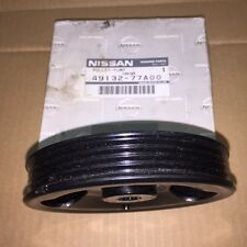 Power steering pump pulley 49132-77A00 fitting Nissan Sentra