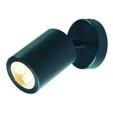 Collingwood Lighting WL020 BLK F WW Black Aluminium Wall Light Warm White LED