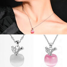 Sweet Clavicle Necklace New Girl Cute Pendant Chain Christmas Jewelry STUK