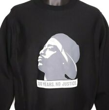 Tupac Unsolved Champion Sweatshirt Reverse Weave Notorious BIG USA PROMO Small