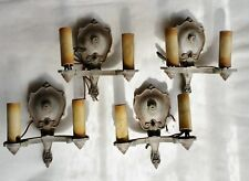 ART DECO WALL SCONCE Double Arm ARTS & CRAFTS Good Original