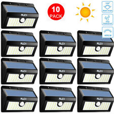 10x 45LED Solar Light Outdoor Garden Waterproof Wireless Security Motion 3 Modes