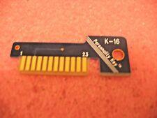 Snap On Scanner Mt2500 Mtg2500 Solus Ethos Modis Verus Personality Key K 16