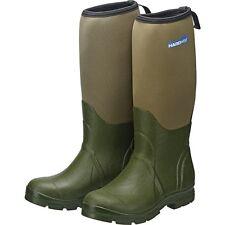 Hardwear NEW Neoprene Boots 100% Waterproof Wellingtons Sizes 7-12 RRP £49.99