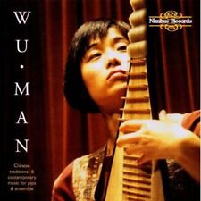 Wu Man - Music for Chinese Pipa & Traditional Contemporary [New CD]