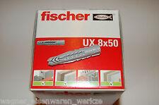FISCHER Universaldübel  UX und UX R  , UX 6 bis UX 14, 10 bis 100 Stück
