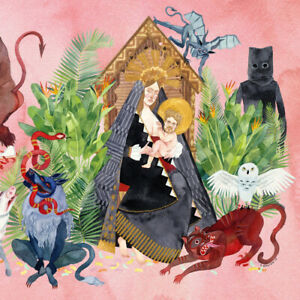 Father John Misty : I Love You, Honeybear CD 2 discs (2015) Fast and FREE P & P