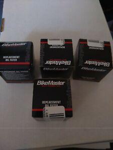 Bikemaster Oil Filter JO-H110, 17-1637, Honda CRF150 CRF250 CRF450 Husqvrna 4pk
