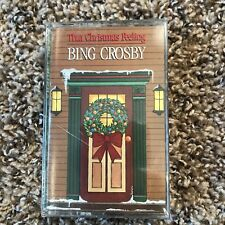 Bing Crosby: That Christmas Feeling (New Cassette)