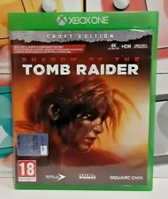 Shadow of the Tomb Raider - Croft Edition XBOX ONE USATO ITA