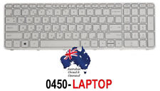 Keyboard for HP Pavilion TouchSmart 15-N210AU G2G74PA Laptop Notebook WHITE