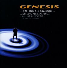 Calling All Stations - Genesis (2008, CD NEUF)