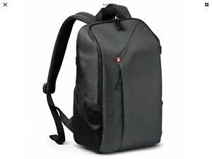 NEW Manfrotto NX CSC Camera/Drone Backpack Grey - Water Repellent