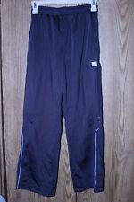 Kids Size 10/12 Polyester Sportswear Pants Blue Lower Side Zip Wison Brand
