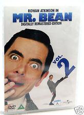 Mr Bean Temporada 1 , volumen 2 DVD Remasterizado Digitalmente