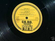 Co. RO. feat. Taleesa - 4 your love italy 1993 Maxi Vinile