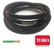 Genuine TORO 12-32XL TOSAERBA A TRASMISSIONE DRIVE TRASMISSIONE A CINGHIA alle ruote 94-4291 810