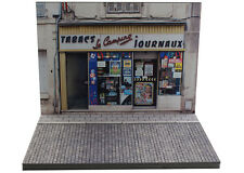 Diorama boutique Tabacs-Journaux/Tobacconist-Newsstand - 1/43ème - #43-2-A-A-093