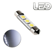 Ampoule navette C5W 35 mm 35mm  LED Blanc Plafonnier Habitacle Coffre boite sol