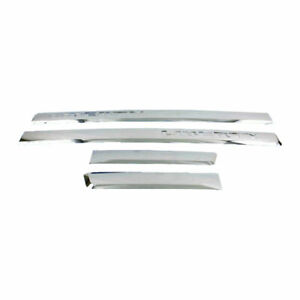 🔥 Mopar NEW Set of 4 Chrome Molding for Jeep Liberty 2008-2012 82211183 🔥