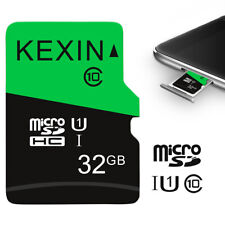 1X 32Gb Micro Sd Card Sdxc Memory Cards Class 10 Uhs-I Tf Card for Cameras Phone