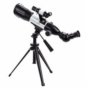 Professional Astronomical Telescope Tripod Moon Bird Watching Kid Adults Outdoor