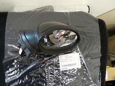 MINI COOPER RIGHT DOOR MIRROR R50/R53, BLACK, 04/01-02/07 01 02 03 04 05 06 07