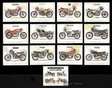 Motor Sport Superbike Memorabilia Cards