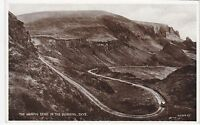 The Hairpin Bend In The Quiraing, Nr UIG, Isle Of Skye, Inverness-shire
