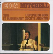CD Single Eddy MITCHELL L'épopée du rock EP REPLICA 4-track CARD SLEEVE pochette