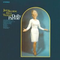 DOLLY PARTON - JUST BECAUSE I'M A WOMAN   VINYL LP NEW