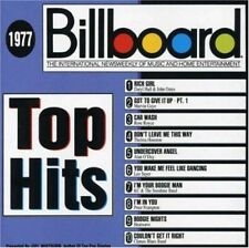 Billboard Top Hits 1977 CD Sealed OOP Rhino