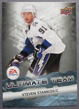 2011-12 Upper Deck EA Ultimate Team #1 Steven Stamkos Tampa Bay Lightning