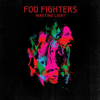 Foo Fighters - Wasting Light  - 2 x 180gram Vinyl LP *NEW & SEALED*