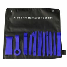 11Pcs Seal Trim Removal Pry Bar Panel Door Interior Clip Remover Hand Tools Kit