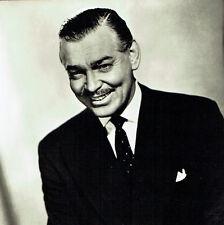 Foto Cartolina Originale Clark Gable